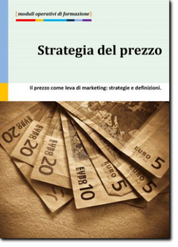 manuale operativo strategia del prezzo